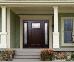 fiberglass exterior entry doors amish