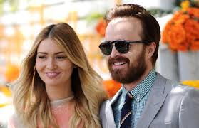 Five Things You Didn't Know about Aaron Paul's Wife Lauren Parsekian