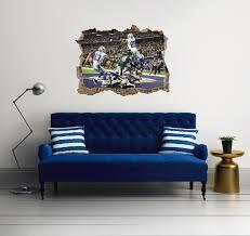 Nfl Dallas Cowboys Vs Philadelphia Eagles Wall Decal Egraphicstore