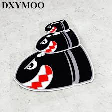 Super Mario Car Stickers Funny Bomb Bullet Moto Gp Racing Motorcycle Phone Vinyl Decals Vinyl Decal Car Stickercar Sticker Funny Aliexpress