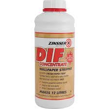 zinsser dif wallpaper stripper 1l