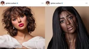 kuwaiti makeup artist slammed for