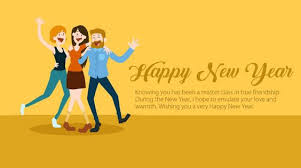 happy new year message images and pictures for friends and