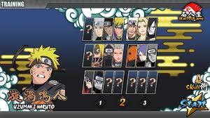 Naruto 3v3 moba