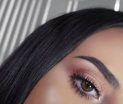 rose gold eyeshadow makeup glam house