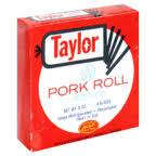 taylor pork roll 4 slices 6 00 oz
