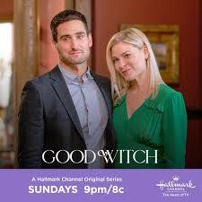 Chaplain Adam Hawkins (Scott Cavalheiro) strikes an immediate connection  with Stephanie (Kylee Evans) on an all-… in 2020   Hallmark channel, The  good witch series, Channel