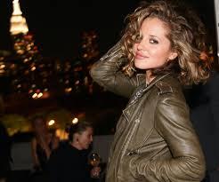 Margarita Levieva Curly Hair
