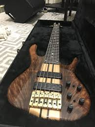SOLD - Ken Smith Black Tiger Elite with exhibition top | TalkBass.com