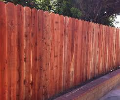 Custom Wood Fencing Barrel Woodworks Ventura County