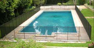 How To Clean Your Mesh Pool Fence Childguard Diy Pool Fence