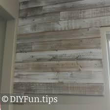 Do It Different Better Cheaper Wood Plank Walls Plank Walls Reclaimed Wood Wall