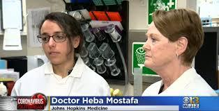 فيديو هبة مصطفى قصة طبيبة مصرية تساعد العالم في التوصل للقاح ضد