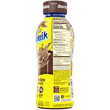 nesquik chocolate low fat milk 14 fl