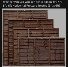 F G Fencing Supplies Lap Fence Panels All New 6x6 25 6 5 6 24 6 4 22 6 3 20 We Have Wooden Post As Well And Gravel Boards F G Fencing Supplies We Based In Hunsdon Facebook