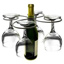 epicureanist silver swirl wine bottle