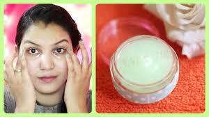 anti ageing eye cream diy