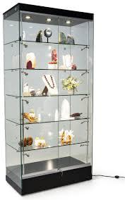 modern glass display cabinet ships