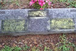 Francis Ada Bailey Hunt (1893-1982) - Find A Grave Memorial