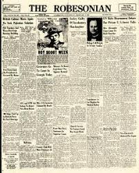 Robesonian Newspaper Archives, Feb 7, 1947, p. 1