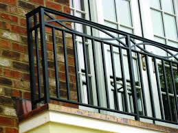 Balcony Railing Concepts How To Opt For Railings For Veranda Homes Tre Balcony Railing Design Iron Railings Outdoor Balcony Railing