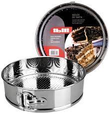 springform stainless steel cake tin 26