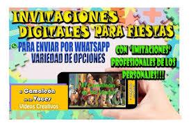 Video Invitacion Cumpleanos Doblaje Toy Story Cv 590 00 En