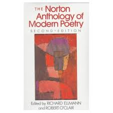 norton anthology of modern poetry