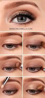 a simple natural eye makeup that anyone