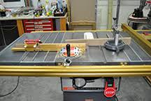Tidewater Woodworkers Guild Incra Ts Ls Table Saw Fence System