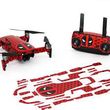 Wrap Skin Decal Stickers Deadpool Dji Mavic Air Drone Accessories Australia