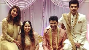 Nimki Mukhiya' Actor Abhishek Sharma Gets Engaged To Apeksha Dandekar,  Anusha Dandekar's Sister (SEE PIC)