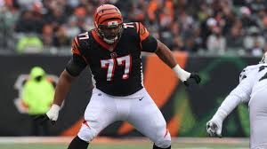 The Bengals suspended OT Cordy Glenn for one game for internal ...