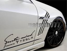 Sports Mind Powered By Tesla Model X Y S P100d P90d 60d 3 Etsy