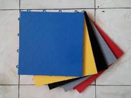 interlocking garage floor tile