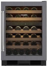 24 inch undercounter wine cooler