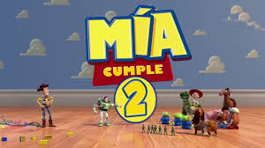 Video Invitacion De Cumpleanos Toy Story Youtube