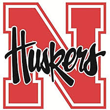 Amazon Com 7 Inch University Of Nebraska Huskers Nu Cornhuskers Logo Removable Wall Decal Sticker Art Ncaa Home Room Decor 7 By 7 Inches Baby
