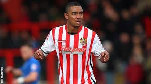 Stevenage: Striker Byron Harrison extends loan spell with League Two  Stevenage - BBC Sport