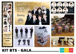 Pin By Naomi Flores On Bts Party Ideas Bts Birthdays Bday