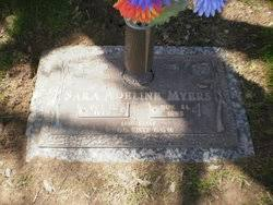 Sara Adeline Myers (1923-1995) - Find A Grave Memorial