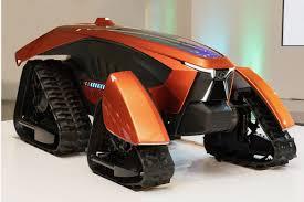 autonomous electric tractor