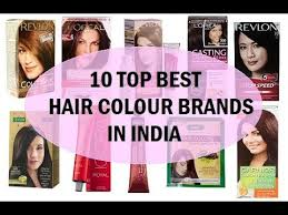 top 10 ammonia free hair color brands