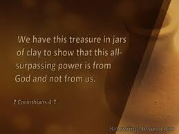 bible verses about spiritual treasures
