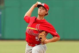 Prospect on the Rise: Luke Weaver, RHP, St. Louis Cardinals - Minor League  Ball