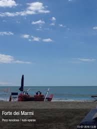 Foto meteo - Forte dei Marmi - Forte dei Marmi ore 13:40 » ILMETEO.it