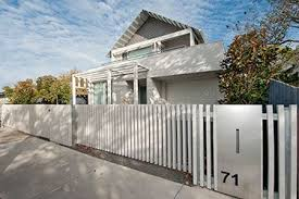 Modern Fence Design Contemporary Fencing Horizontal Boards Fence Design Modern Fence Design Modern Fence