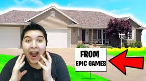 Epic Games Bought Me a HOUSE.. - Fortnite - YouTube