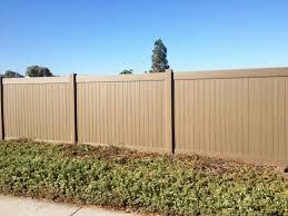Brown Vinyl Privacy Fence Vinyl Fence Vinyl Fence Cost Vinyl Fence Panels