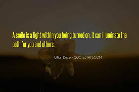 top quotes about smile and light famous quotes sayings about